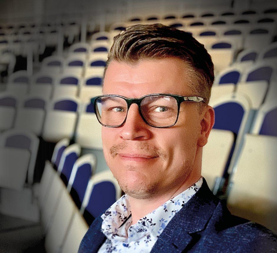 Joakim Gustafsson